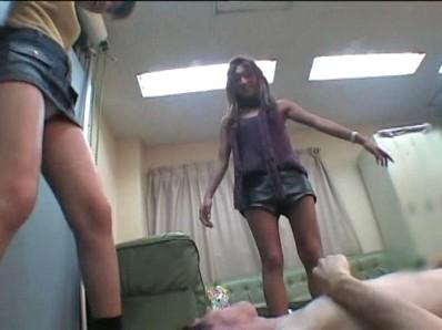 キャバ嬢の腹上アゲ×2ダンシング 画像 12