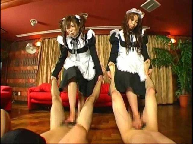 メイド脚責め 画像 12