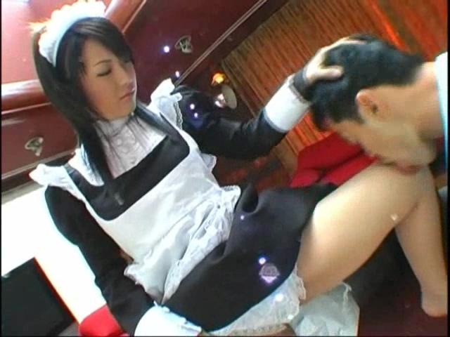 メイド脚責め 画像 05