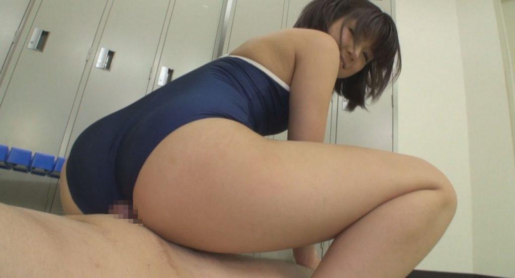 M男大好き♡ムチムチ小悪魔女子校生のM男イジメ 葵こはる 画像 04