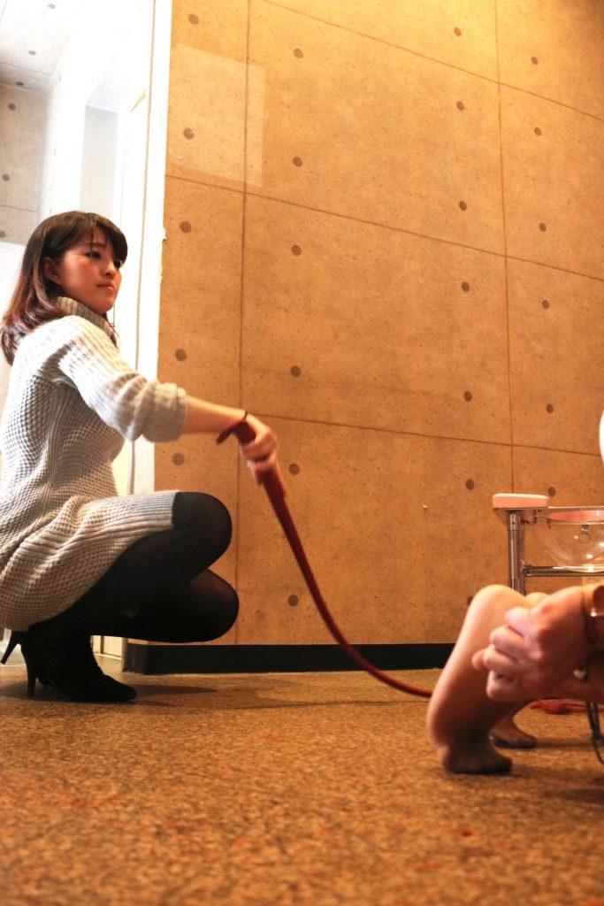 ヤプーへの扉 平成最終章 新人嬢王様IRIAの家畜人面接調教レッスン ギャラリー
