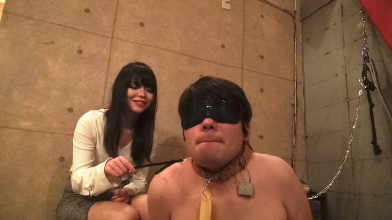 ヤプーへの扉 平成最終章 新人嬢王様IRIAの家畜人面接調教レッスン 撮影画像 31