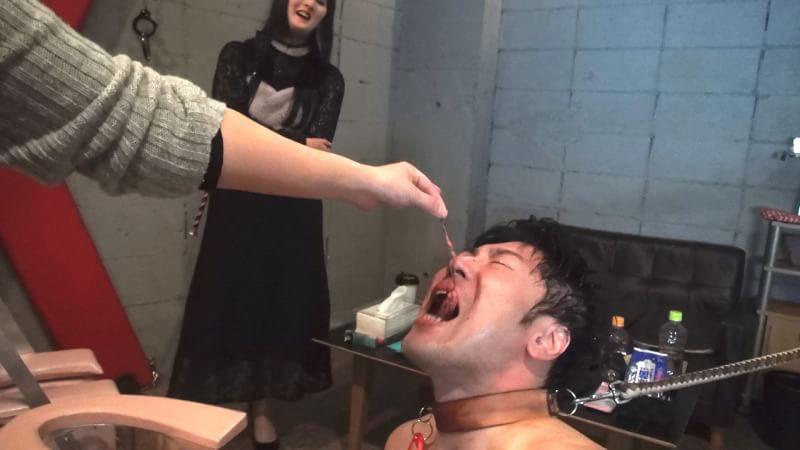 ヤプーへの扉 平成最終章 新人嬢王様IRIAの家畜人面接調教レッスン 撮影画像 40