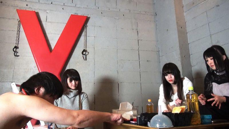 ヤプーへの扉 平成最終章 新人嬢王様IRIAの家畜人面接調教レッスン 撮影画像 07