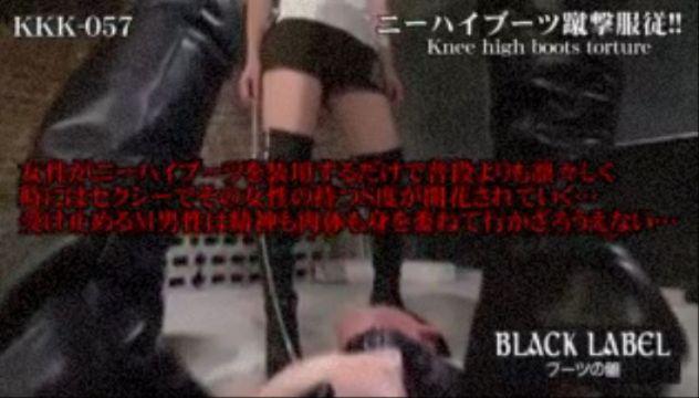 ニーハイブーツ蹴撃服従!! 画像 02