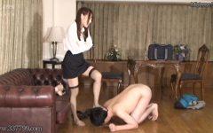 誘惑家庭教師の貞操帯体罰授業 日向うみ 4