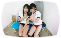 美少女JK達のセンズリ強要いじめ VR画像 03