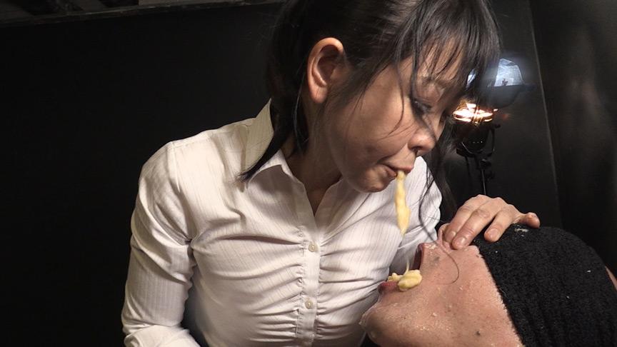 糞刑ハードコア 強制食糞収容所 処刑人 神崎まゆみ 依頼人 衣織 画像 02