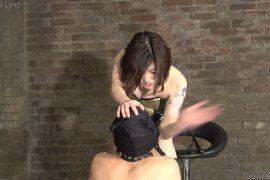 先行配信動画:再訓練地下牢獄の美しき教官 1
