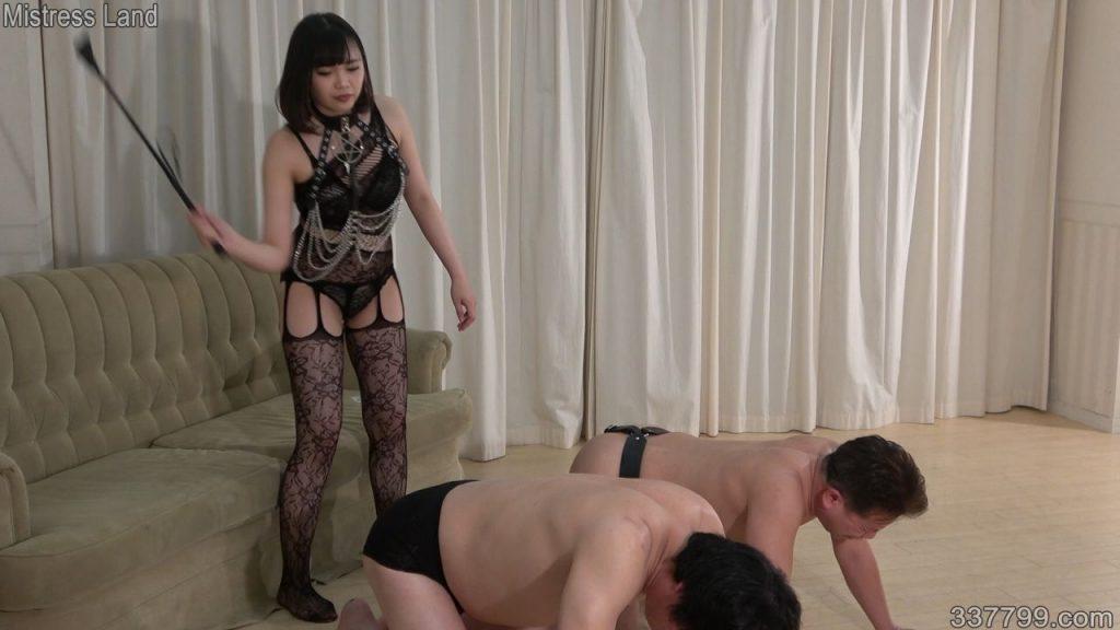 浮気マゾ男とのプレイを見せつけられる寝取られマゾ彼氏 茜 3 画像 03