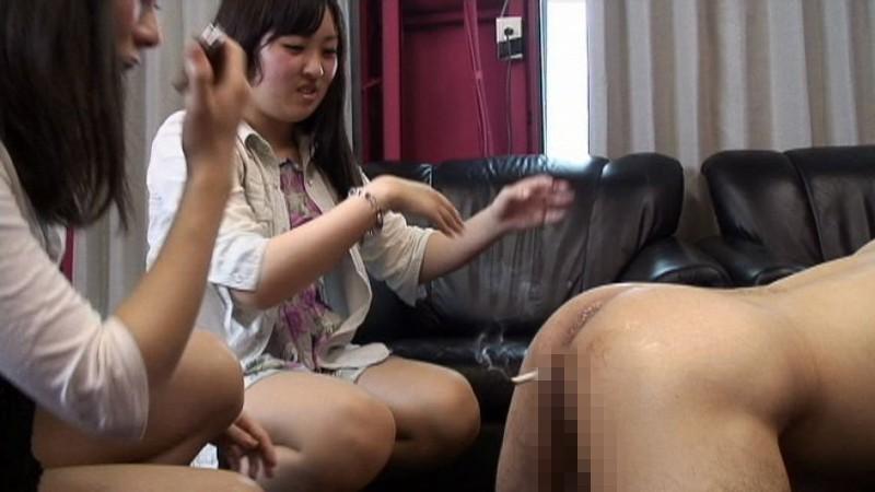 M男をいじめる女子サークル 画像 16