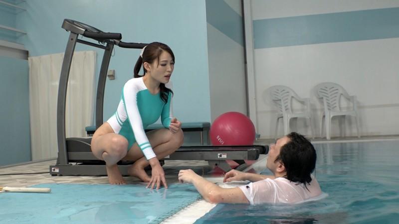 完全M男化水泳生活 ~ドSなIcup極上BODY~ 凛音とうか