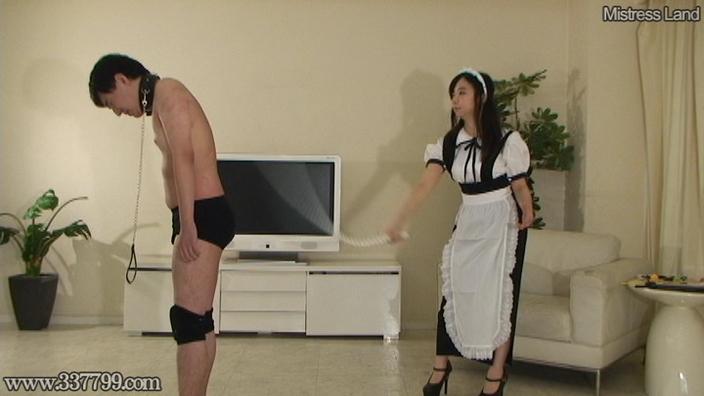 あどけないメイドにお仕置きされるセクハラ男 亜衣 画像 05