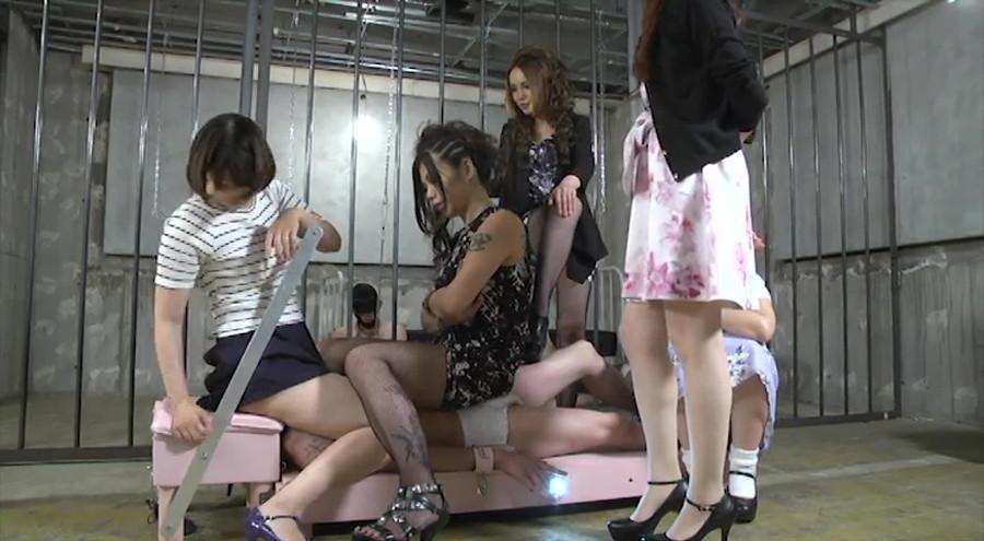 女神達のSファイル2 ~ 顔騎クンニ奉仕編 Folder.01 画像 01