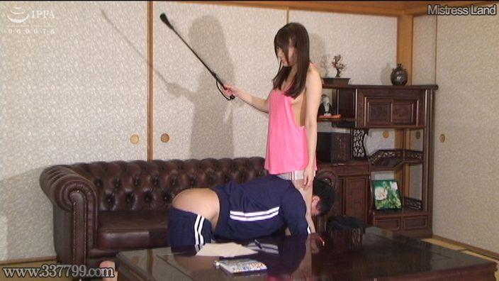 誘惑家庭教師の貞操帯体罰授業 日向うみ 画像 11