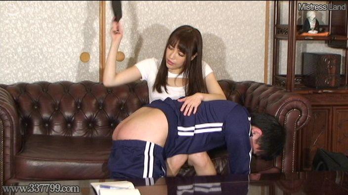 誘惑家庭教師の貞操帯体罰授業 日向うみ 画像 07