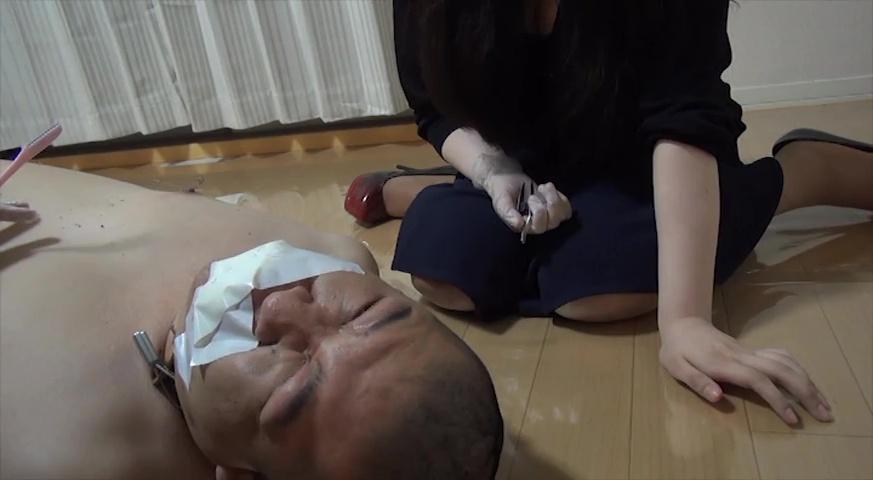 奈々とNaoの監禁日記 〜 Fetish of Remaster 〜切り刺し流血人体実験編 画像 09