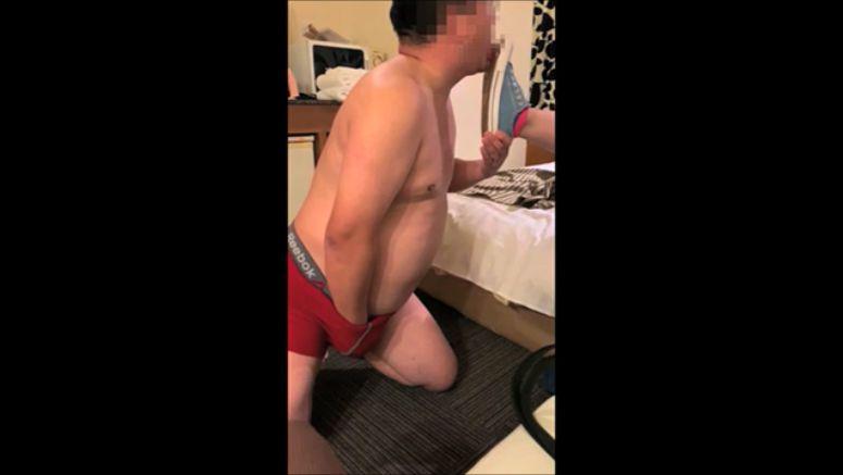 20歳のドSフリーター女性様のM男いじめ 画像 08