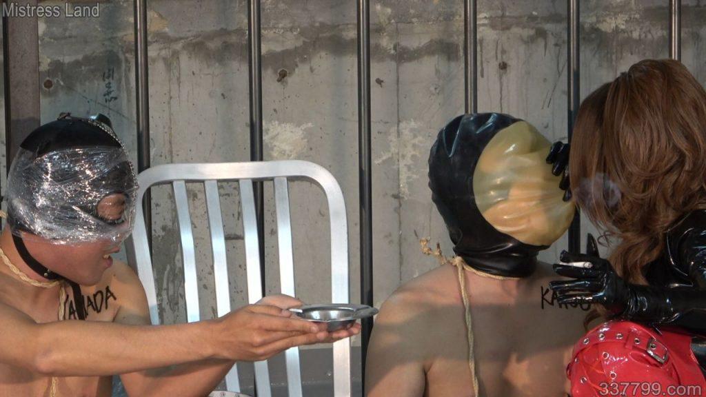 先行配信動画:奴隷市場の売れ残り 1