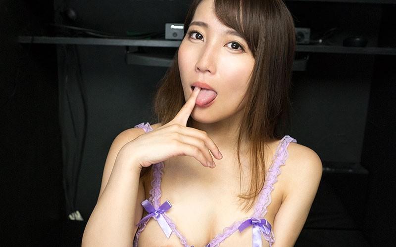 射精コントロール!オナ指示痴女 倉多まお VR画像 04