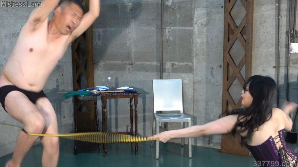 先行配信動画:2匹のマゾ豚再訓練 4