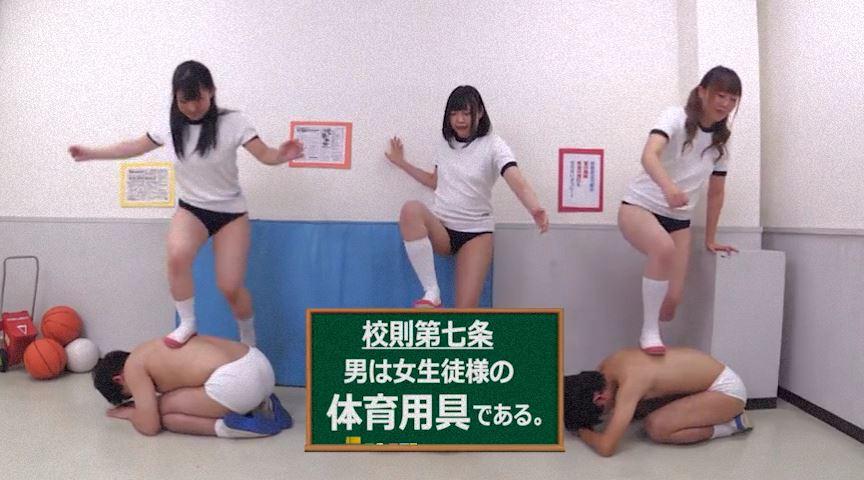 校則第七条 男は女生徒様の体育用具である。