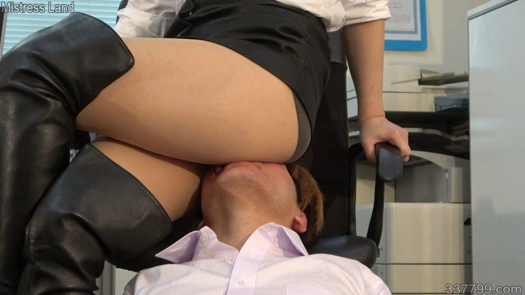 女社長のマゾ社員徹底教育 兎女鬼 2