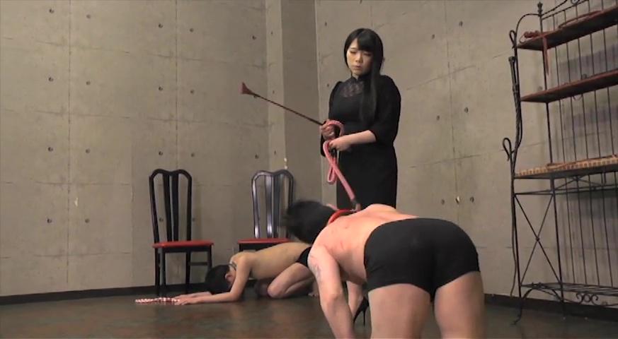 Pure Gold嬢王フェチ別セレクション 糞尿完食豚便器編Part1