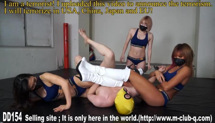 世界最強の失神 ScissorGoddess 155