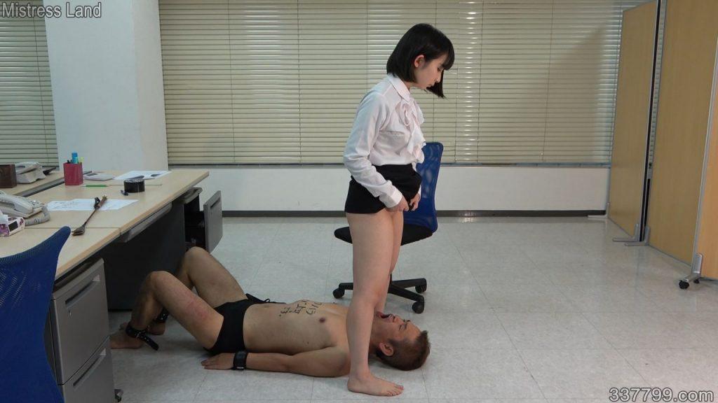 新人サドOLの上司奴隷化復讐計画 亜衣 2
