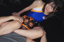 格闘男虐め 太股締め技編 2
