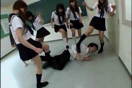 フリーダム学園 校内集団暴行 2