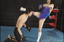 美少女ファイターM男ドミネーション 6