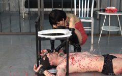 先行配信動画:サドナースのマゾ男患者監禁治療 1
