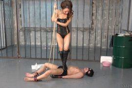 奴隷執事家畜化調教 麗子 3