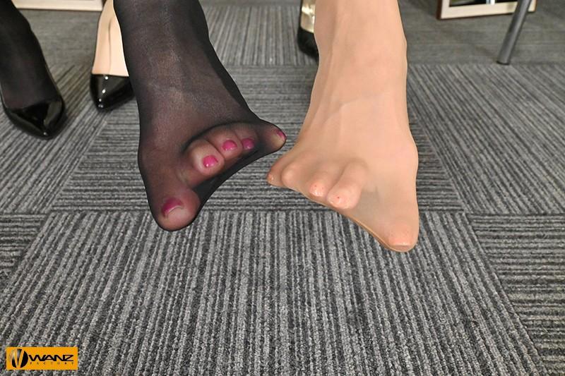 【VR】W女上司がドスケベ淫語でアナタをず~っと痴女りまくり!!in密オフィスVR