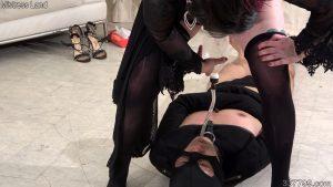 志願奴隷電流拷問 ケイティ 3