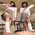 青春足責め学園 蒸れた酸っぱい思春期の香りがする足で、気絶するほど責められました…